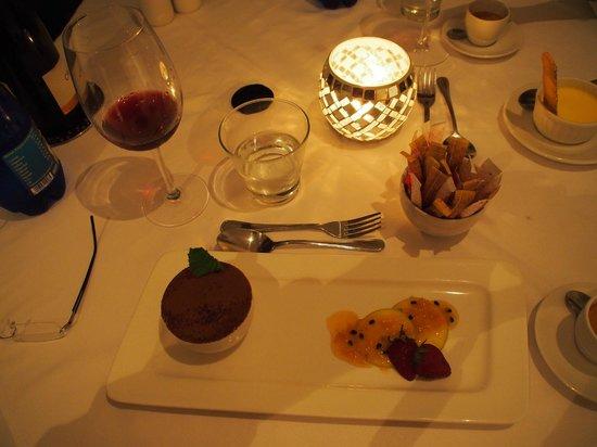 Benguela Restaurant: dessert
