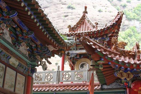 Tianshui Shuiliandong Grottoes