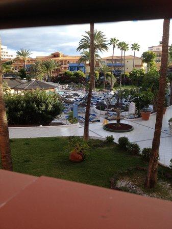 La Siesta Hotel: Pool view room 102