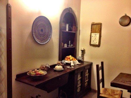Hotel Il Convento: Main breakfast room
