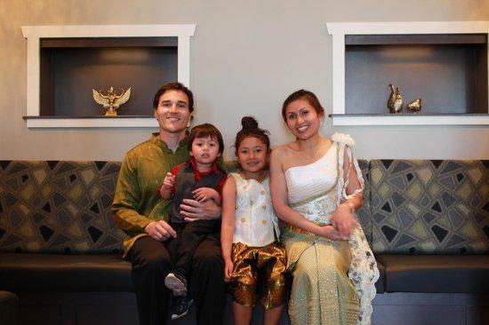 Nakhon Thai Express: Family Owned