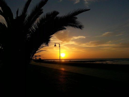 Sol Lanzarote All Inclusive : Sunrise