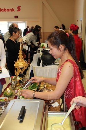 Nakhon Thai Express: Soupfest Charity