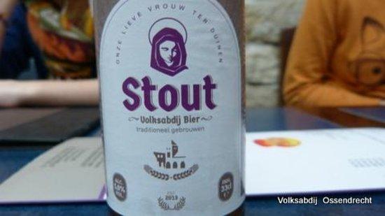 De Volksabdij : their own beer