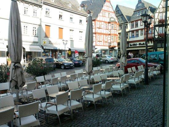 Limburger Dom: Kornmarkt