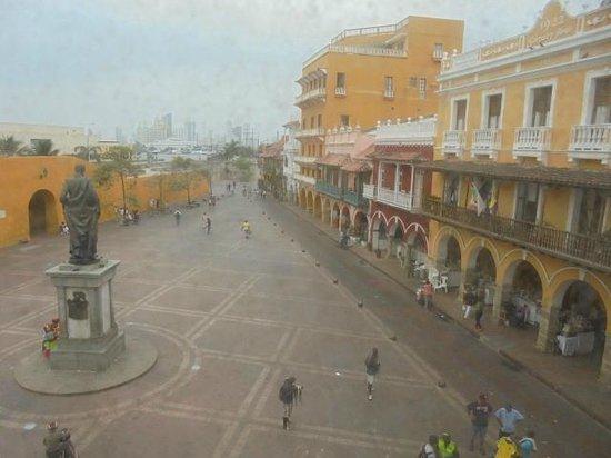 NH Cartagena Urban Royal: Desde la habitación