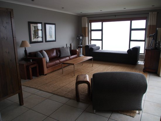 Cliff Lodge: Ocean suite