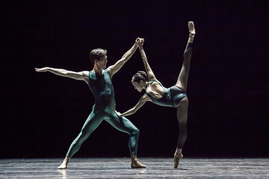 Tulsa Ballet: Paint It Black