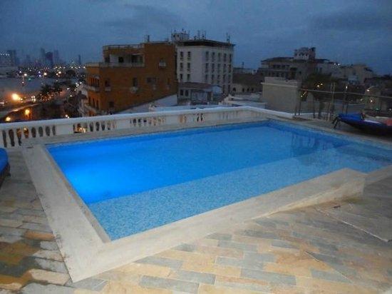 NH Cartagena Urban Royal : Piscina