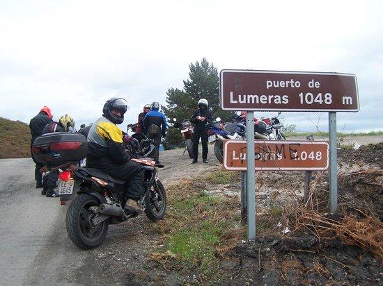 Province of Leon, إسبانيا: Puerto de Lumeras