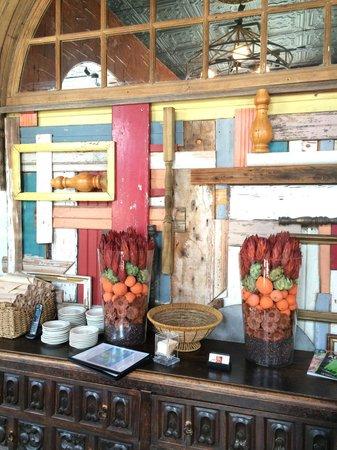 Veracruz Cafe: Great food and decor at Veracruz