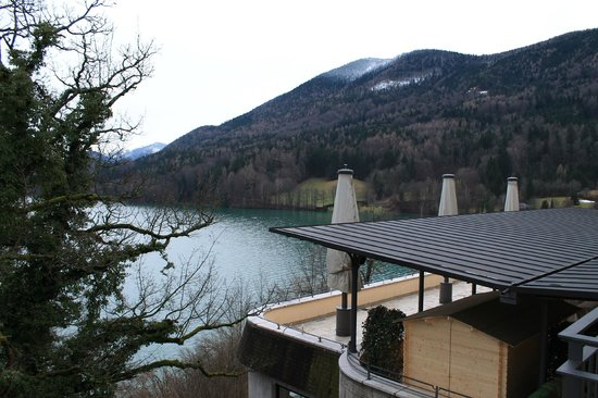 Schloss Fuschl A Luxury Collection Resort & Spa, Fuschlsee-Salzburg: View from room