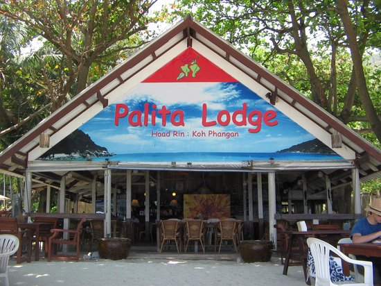Palita Lodge : bar ristorante