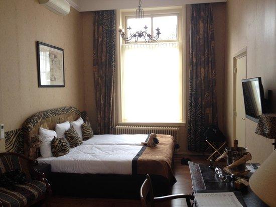 Kasteel Engelenburg : Room