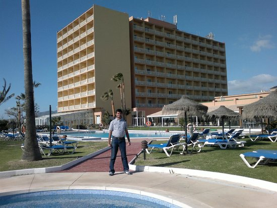 Tryp Malaga Guadalmar Hotel: Loved the Hotel