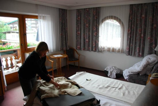Sporthotel Ellmau : Annex First Floor Room (2)