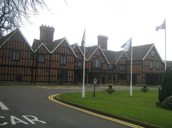 Macdonald Alveston Manor Hotel : Alveston Manor