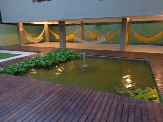 Pousada Aguas Claras Buzios: estanque