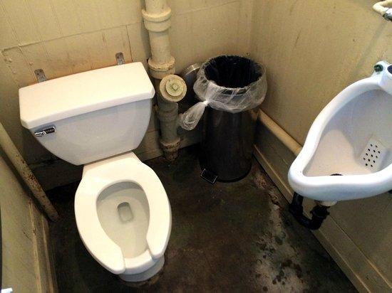 Joey K's Restaurant & Bar: Men's Room