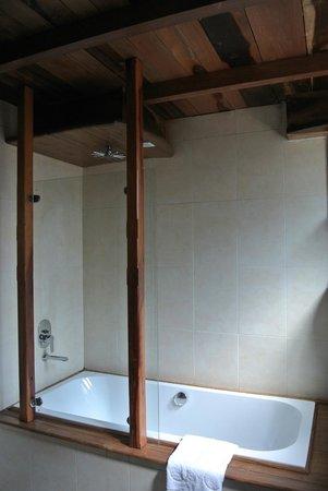 Avasta Resort & Spa : shower