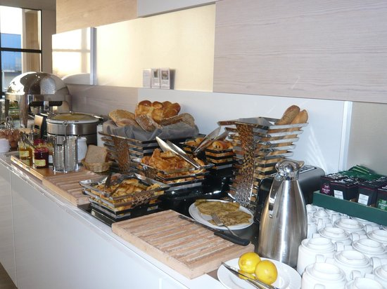 Riva Bella Hotel : petit dejeuner