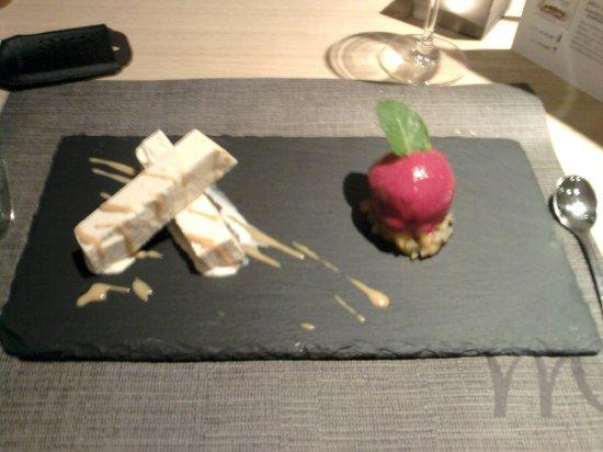 Fuerther Hotel Mercure Nuernberg West: Dessert