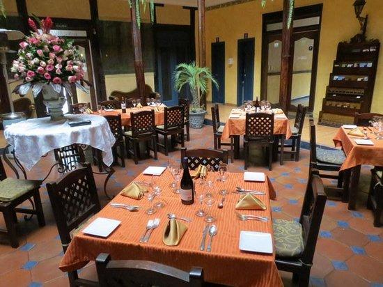 Hotel Los Balcones: Hotel Restaurant