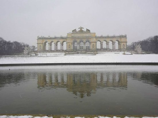 Schloss Schönbrunn: Schonbrunn