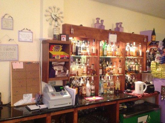 An Caisteal Bar & Cafe: Malts