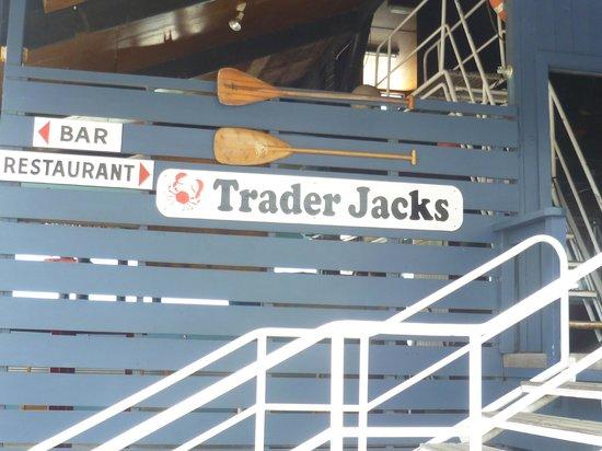 Trader Jacks: must stop