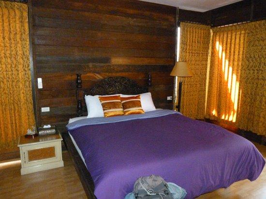Tamarind : La chambre