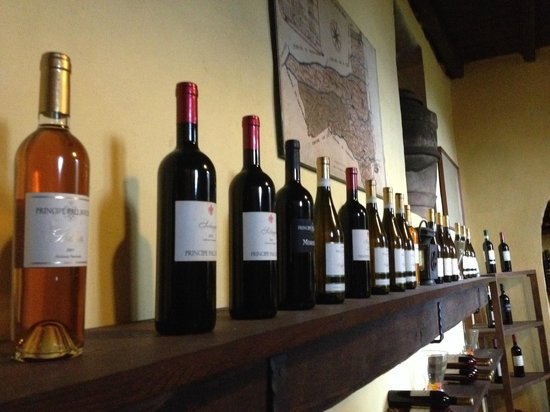 Antiqua Tours: Wine, Cultural and Culinary Experiences : From the Frascati winery tour