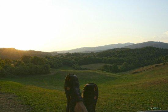 Hotel Haritz Ondo: A los pies del Parque Natural de Legutiano, inmejorable final de día