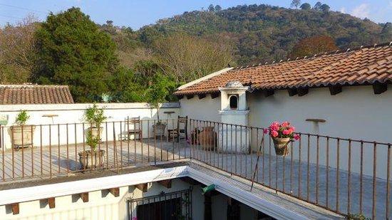 Hotel Sor Juana : Rooftop
