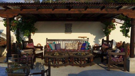 Hotel Sor Juana: Rooftop