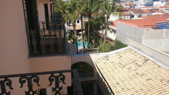 Hotel Colonial Plaza: Sacada