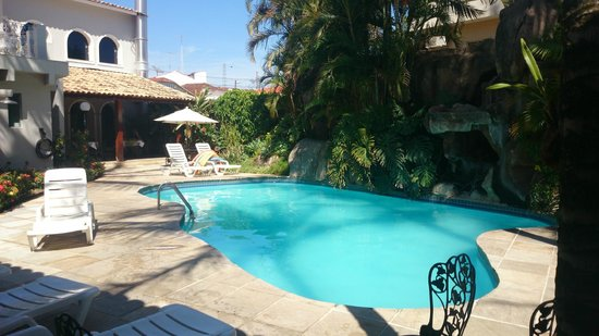 Hotel Colonial Plaza: Piscina
