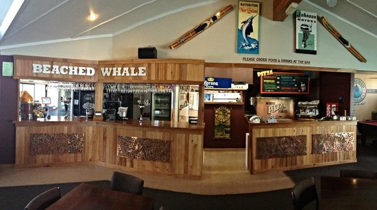 The Beached Whale Restaurant and Bar