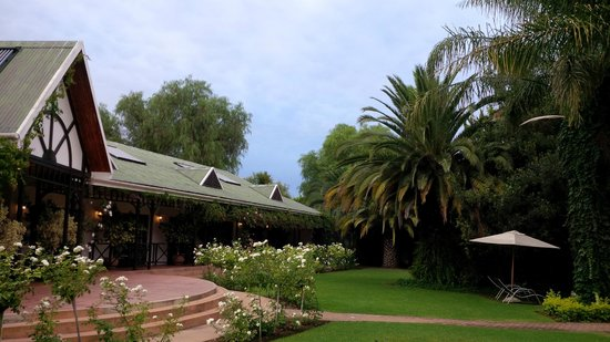 Hlangana Lodge: Beautiful hotel