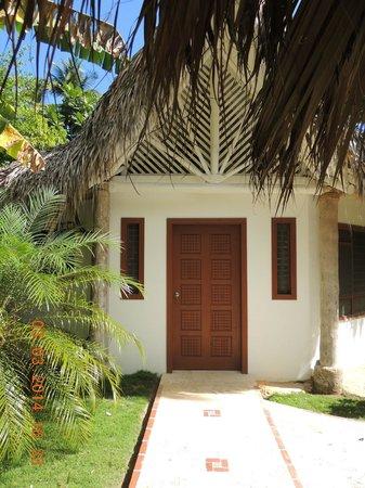 Casa Coson: Casa Bali ....entree privee...