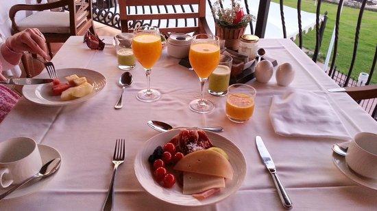 Iberostar Grand Hotel Salome: Breakfast.
