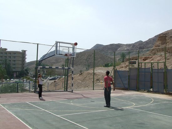 Prima Music: Basketball court