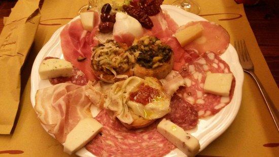I' Mangiarino: Sapori d'Italia