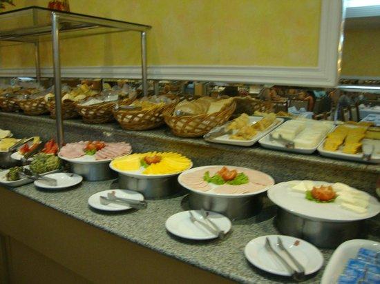 Majestic Rio Palace Hotel: desayuno