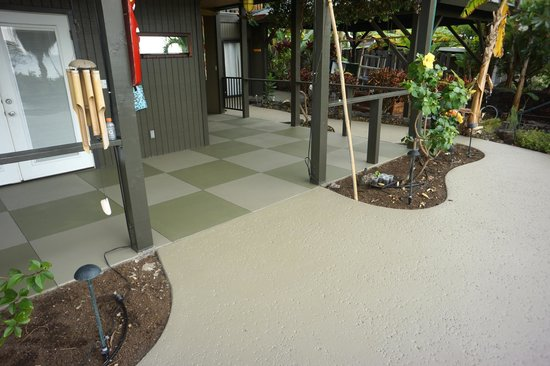 Kona Sugar Shack: Pool and Outdoor Lanai - newly refurbished