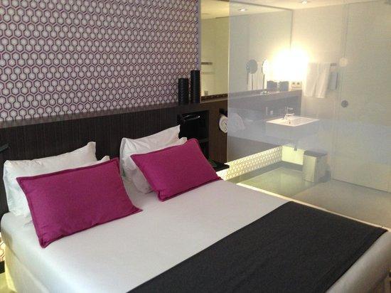 Inspira Santa Marta Hotel: chambre inspira hotel