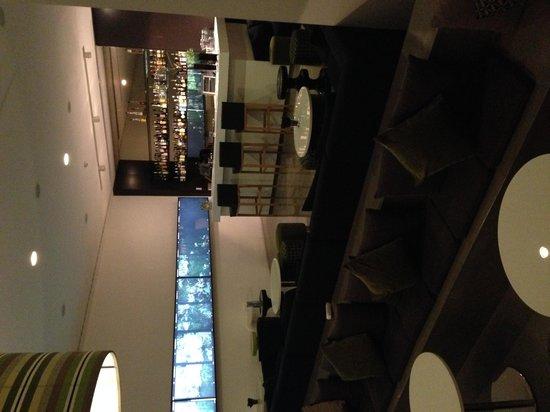 Inspira Santa Marta Hotel: bar de l'hotel