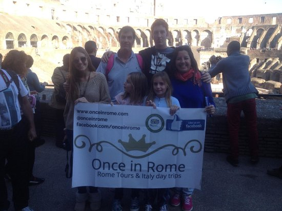 Photo of Once in Rome in Rome, , IT