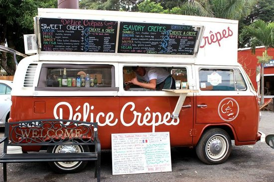 Delice Crepes