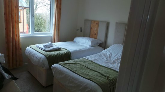 Fenny Bentley, UK: Twin Room